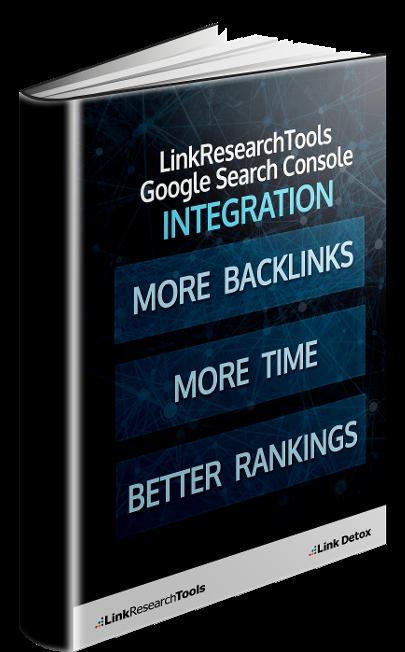 LRT Google Search Console Integration Benefits